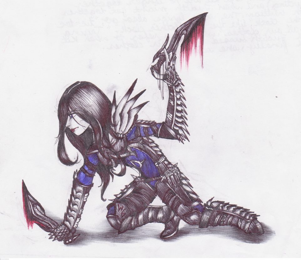 Rogue By Worgengirl On DeviantArt