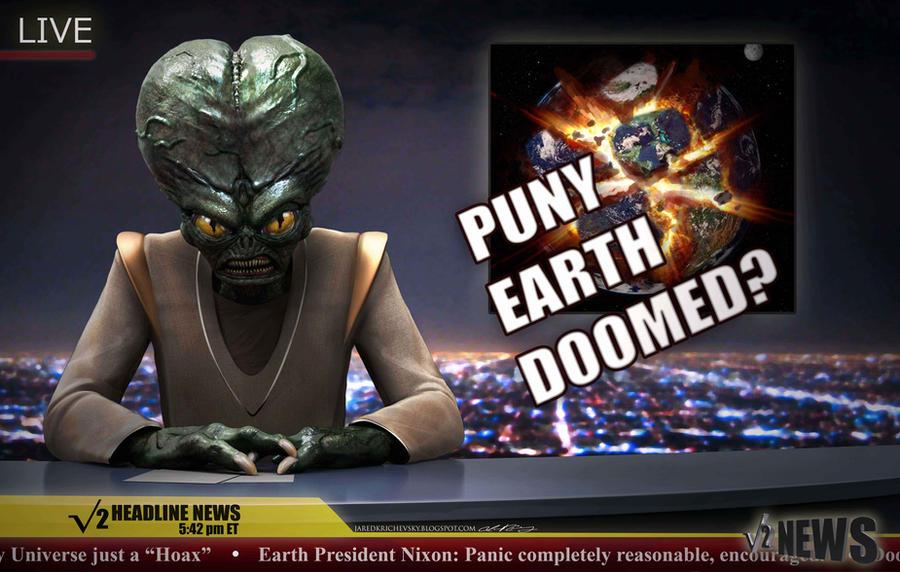 News Monster Morbo by crackfiji42