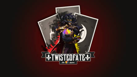 Twisted Fate by Brumskyy