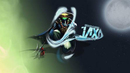 Jax, Grandmaster at Arms by Brumskyy