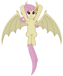 Flying Flutterbat
