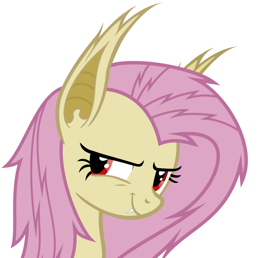 Flutterbat - You'll be my slave by Magister39