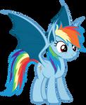 Rainbowbat - Full Body
