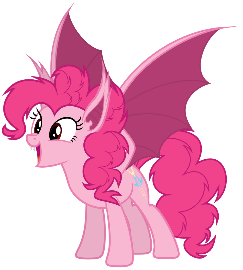 pinkiebat full body by magister39 on deviantart