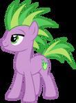 Spike the Pony