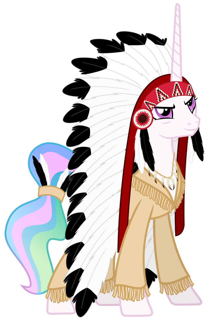 Chieftess Celestia by Magister39