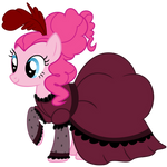 Pinkie Pie - Saloon Girl