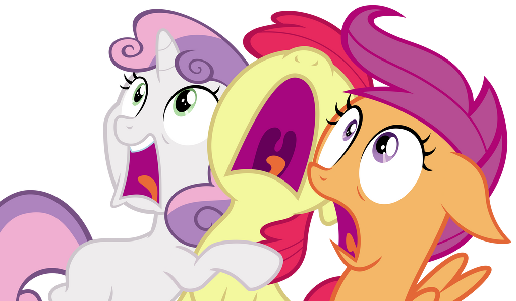 Scared CMC by Magister39