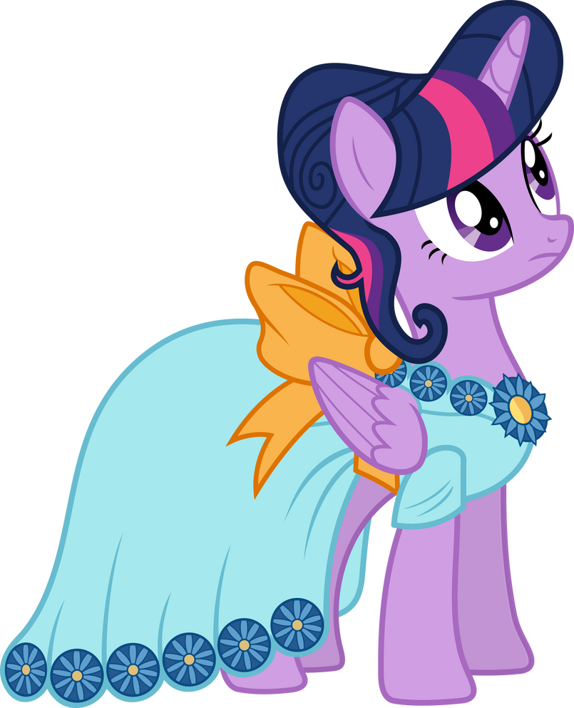 Twilight In Gala Dress By Magister39 On DeviantArt