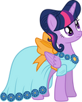 Twilight in Gala dress