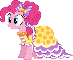 Pinkie in Gala dress by Magister39