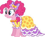 Pinkie in Gala dress