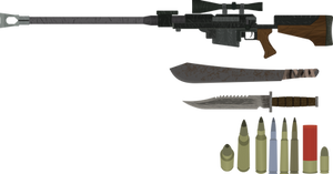 Fallout Equestria - Weapons