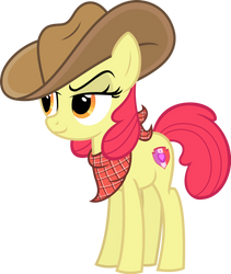 Older Apple Bloom by Magister39