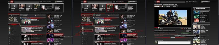 BloodyTube YouTube dark'n blood by a3cAnton