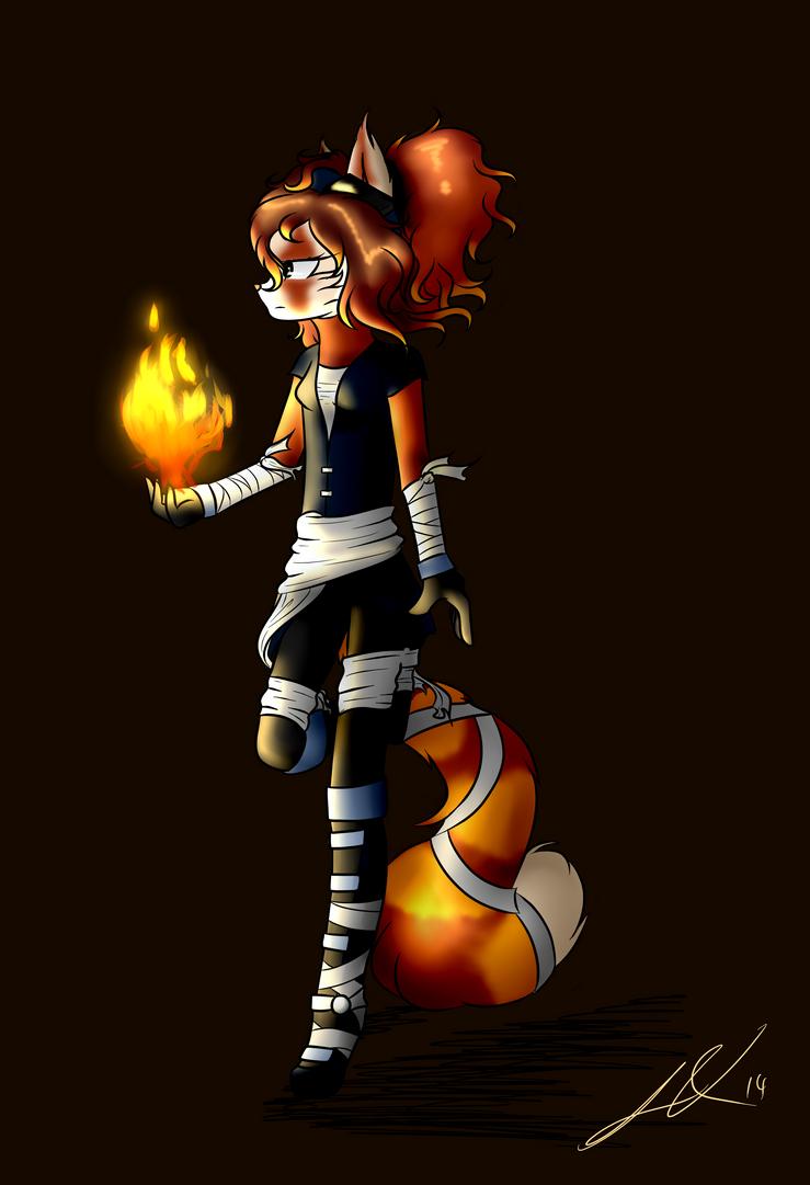 Concept: Feng (Sonic Boom) by oOLITTLEKITTYOo