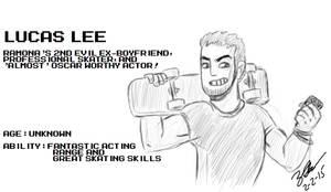 Lucas Lee Sketch