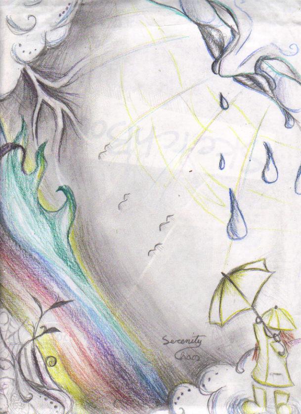 Rain by Chaoswren