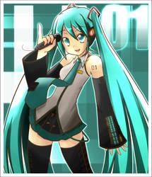 Collab: Hatsune Miku