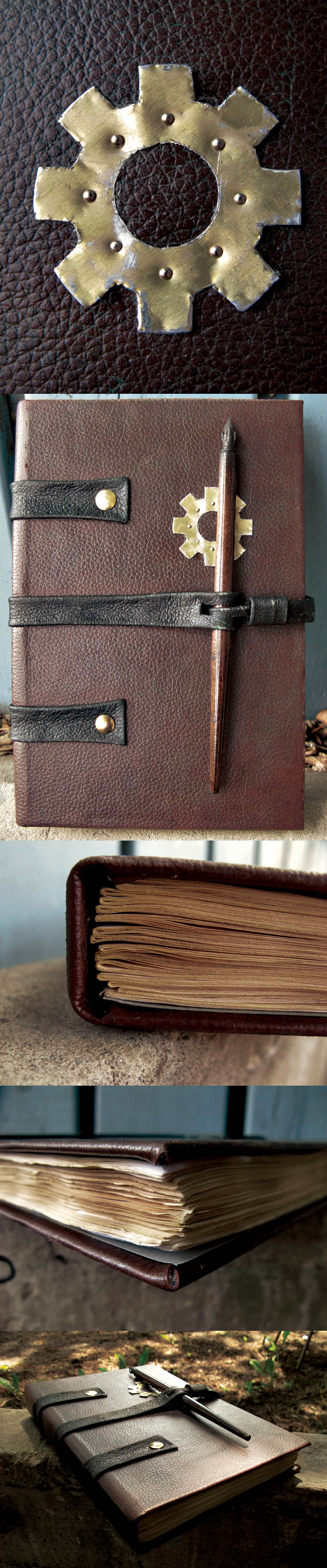 Journal II: Steampunk