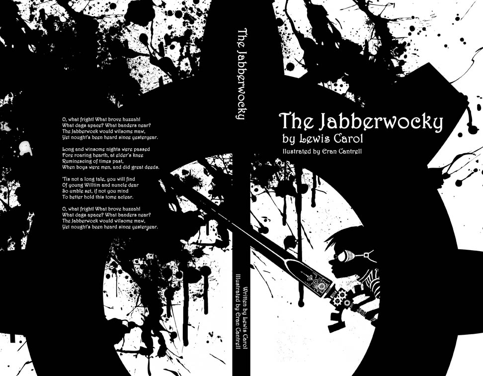 The Jabberwocky Cover by EranFowler