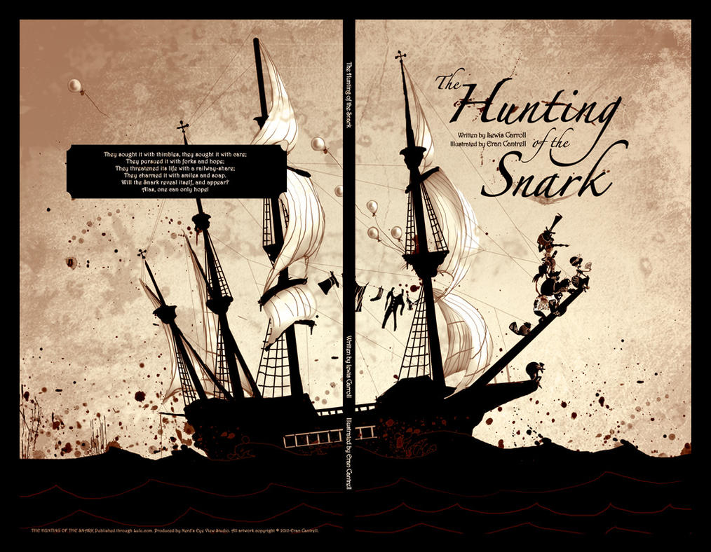 The Hunting of the Snark by EranFolio