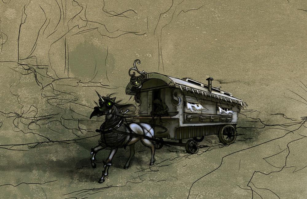 Capitulo 1: As Sombras de Barovia - Página 3 Caravan_by_pyxelated