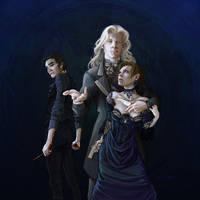 Dorian Gray by EranFowler
