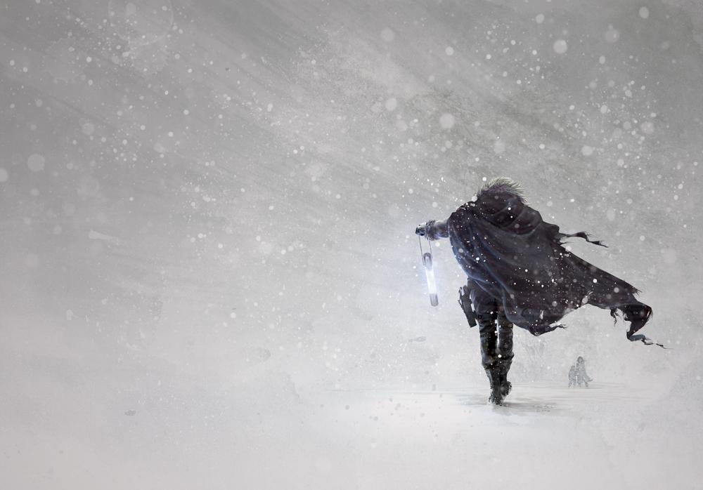 Frostarc by EranFolio