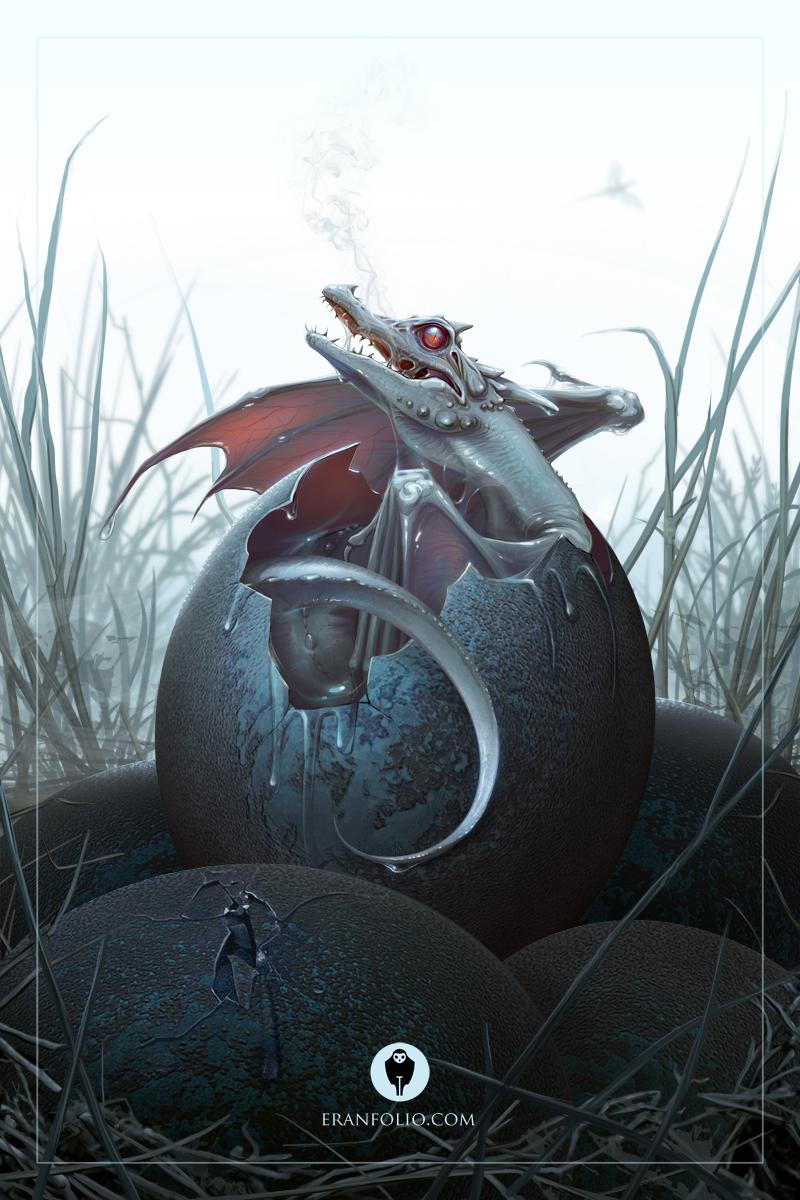 Hatchling by EranFolio