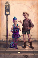 The First Day of School by EranFowler