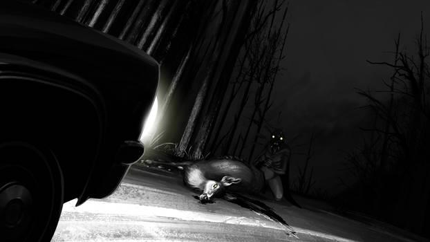 The Mothman Encounter