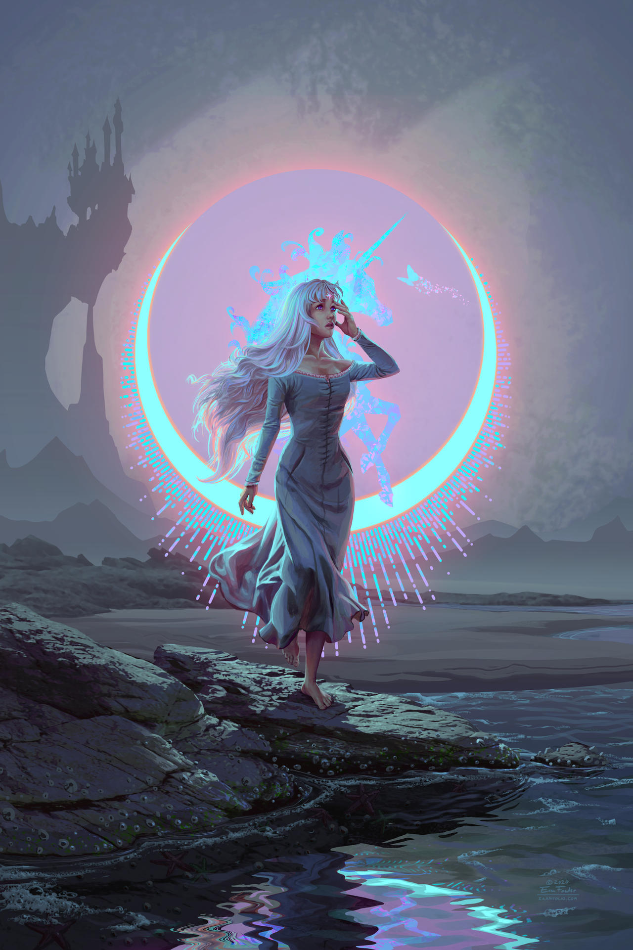 The Lady Amalthea