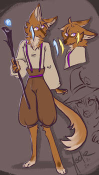 CHARACTER FOR SALE