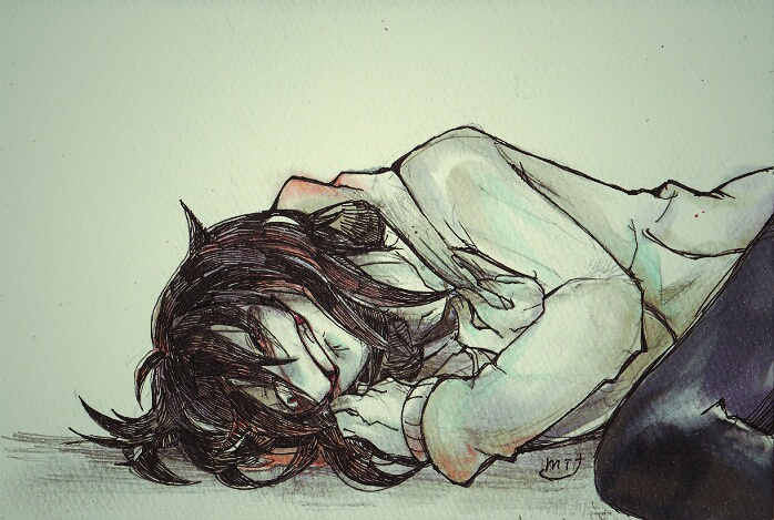 Weep by Mitsuki-Chizu