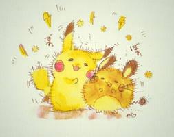 Nuzzle by Mitsuki-Chizu