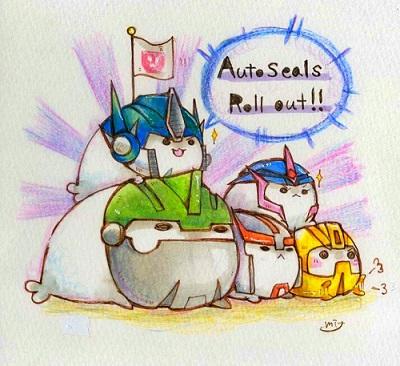TFP:Autoseal by Mitsuki-Chizu on DeviantArt