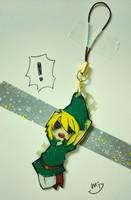Ben drowned strap by Mitsuki-Chizu