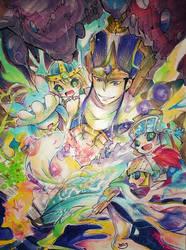Philosopher's Magic by Mitsuki-Chizu