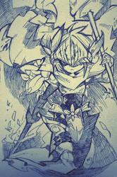 Ghost ogress,Jeanne by Mitsuki-Chizu