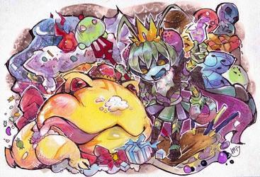 Gluttony by Mitsuki-Chizu