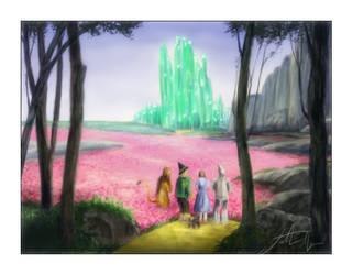The Wizard of Oz by ReDirkulous