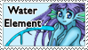 Water Stamp by Foxy-Sketches