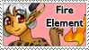 Fire Stamp by Foxy-Sketches