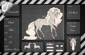 TD | Sariel | Solstice Commander by MythicalPrancer