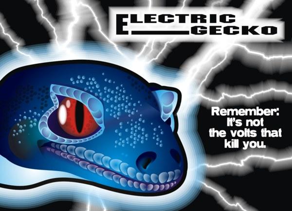 ElectricGecko's Profile Picture