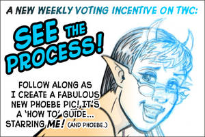Puck - May 2016 Voting Incentive! by ElectricGecko
