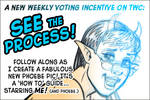 Puck - May 2016 Voting Incentive!