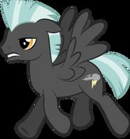 MLP #002 - Thunderlane by Lugia010719d1