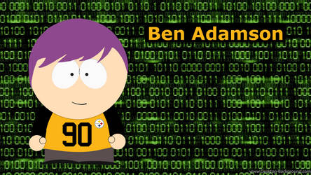 OC Profile - Ben Adamson by LittleDeez-SP